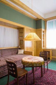 Modern Interior, Interior Architecture, Interior Design, 1930s House Renovation, 1920s House, Art Deco Furniture, Lounge Areas, House Colors, Interior Inspiration