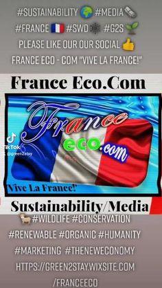 Wildlife Conservation, Sustainability, Organic, Marketing, Sustainable Development