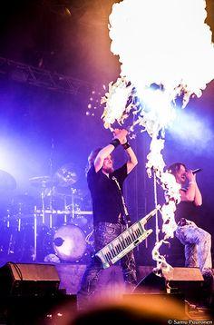 @ 2012 by Samu Puuronen Concert, Concerts