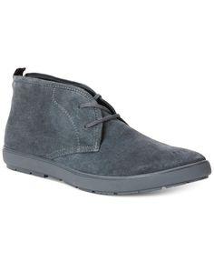 CALVIN KLEIN Calvin Klein Nowles Men Round Toe Suede Gray Chukka Boot'. # calvinklein #shoes #boots | Calvin Klein Men | Pinterest | Chukka boot