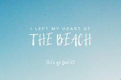 Oceanside | A Romantic Brush Font by Jen Wagner Co on @creativemarket