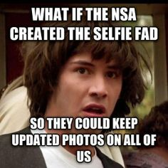 More wise words from conspiracy Keanu
