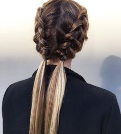74 Trendy Hairstyles You Should Try - cool easy hairstyle ideas ,summer hairstyles #hairstyles #hairideas #hair #braids #braidhairstyle