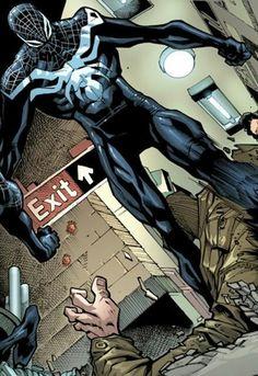 Comic Book Characters, Comic Book Heroes, Comic Character, Comic Books Art, Marvel Venom, Marvel Dc Comics, Marvel Heroes, Captain Marvel, Venom Comics