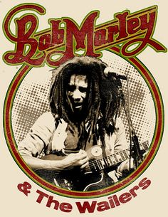 Bob Marley and the Wailers Vinatge
