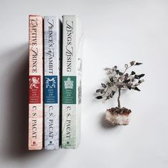 """""""Book review: Captive Prince Series by C.S. Pacat • First sentence: """"Damen came back to himself in stages, his drugged limbs heavy against the silk…"""""""