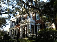 Savannah, GA.....A lovely place in the south.