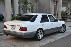 W124 3.0 Turbo Diesel - Modernising & Improving for another 20 years of use. - Mercedes-Benz Forum