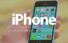 ¿iOS 10.3.2 no será compatible con el iPhone 5 y 5c? http://blgs.co/i20z6-