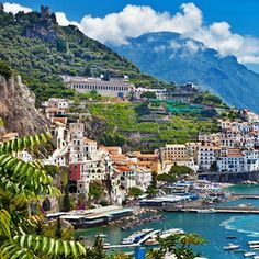 Amalfi Coast Small group Tour by Boat from Sorrento Amalfi Coast Tours, Amalfi Coast Italy, Sorrento, Positano, Small Group Tours, Italy Tours, Construction, Relaxing Day, Seaside Towns