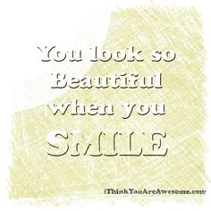 #smile #self-esteem #self-confidence #lovinglife