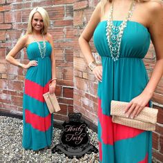 Great Maxi Dress!