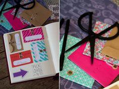 Fotoalbum gestalten - 365 kleine Briefe
