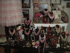 Mae's Emporium on West A beautiful collection of restored vintage and antique jewelry.