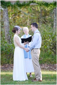 Chapel Hill farm wedding