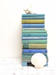 Beach Wedding ~ Book Decor  by beachbabyblues