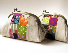 gorgeous pouches.    Monederos, bolsos (galería de flickr)
