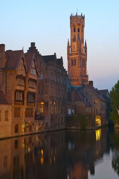 Bruges, Belgique.