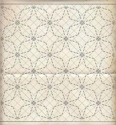 sashiko patterns                                                                                                                                                                                 Más                                                                                                                                                                                 Más