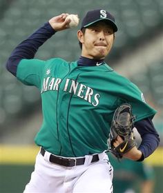 Hisashi Iwakuma newest Japanese pitcher