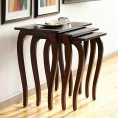 Love these tables