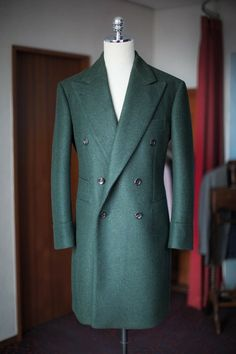 Udire la verita — Green Coat