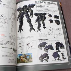 Gundam: Iron-Blooded Orphans Mechanical Works | otaku.com