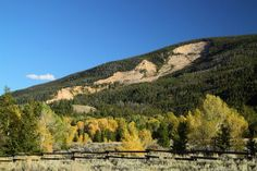 Gros Ventre Landslide | Gros Ventre Landslide, Wyoming | Flickr - Photo Sharing!