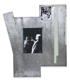 Astrid Klein, Untitled (Le sentiment habituel de notre imperfection), 1998