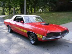 1971 FORD TORINO GT #Auction with VIN: 1H37H144473