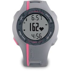 Garmin Forerunner 110 GPS-Enabled Sport Watch with Heart Rate Monitor.