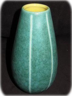 Übelacker Keramik West German vase in the 455-15 shape