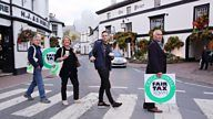 A small Welsh community tries to take their businesses offshore and save money on tax.