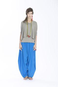 T-shirt M14ET455 1427; Canotta M14ET455 1335; Pantaloni M14ET358 2100 shop: http://www.martinomidali.com/store/it/pantalone-tagli-7558.html