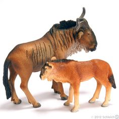 Gnu Family from Schleich