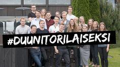 Duunitori rekrytoi! Tule mukaan luomaan Suomen aktiivisinta rekrytointimediaa. #Duunitorilaiseksi