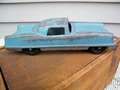 Tootsie Toy Car Sedan Special by assemblage333 on Etsy, $20.00