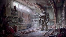 A bunch of Fallout 4 wallpapers