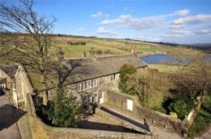 9 Bedroom Detached House For Sale In Keighley Wuthering Heights