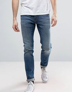 check out 23349 b235d Get this Hilfiger Denim s skinny jeans now! Click for more details.  Worldwide shipping.