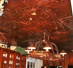 tin ceilings