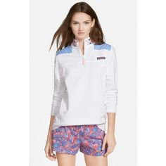 Vineyard Vines Embroidered Shep Shirt ($125) ❤ liked on Polyvore