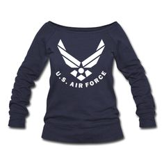 U.S. Air Force Women's T-Shirts...I'll have to put in a call to my sis in law for this one