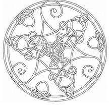 Mandala  65 - Coloring page - MANDALA coloring pages - Mandalas for ADVANCED