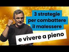 3 strategie per combattere il malessere e vivere a pieno | Filippo Ongaro - YouTube 3, Spirituality, Health Fitness, Feelings, Youtube, Psicologia, Green, Spiritual, Fitness