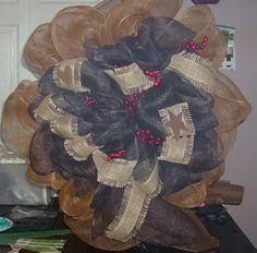 Primitive #6 Wreath