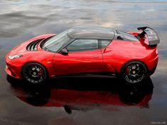 2012 Lotus Evora GTE