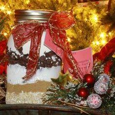 Cowboy Cookie Mix in a Jar Allrecipes.com