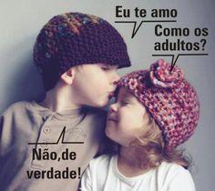 Eu te amo...