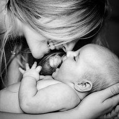 Mother and Baby by Simona Smrckova
